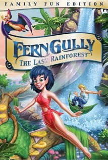 Ferngully The Last Rain Forest