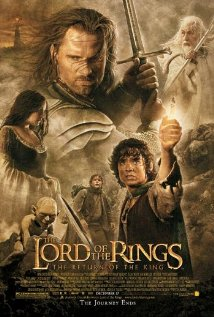 Lord of the Rings 3: The Return of the King